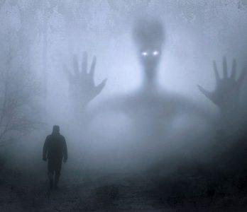 Страна призраков (Incident in a Ghost Land) 2017