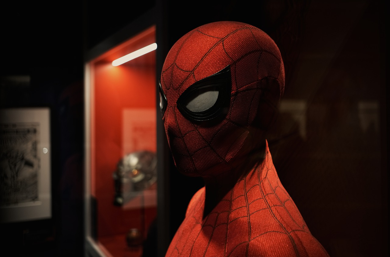Человек-паук: Вдали от дома (Spider-Man: Far From Home) 2019